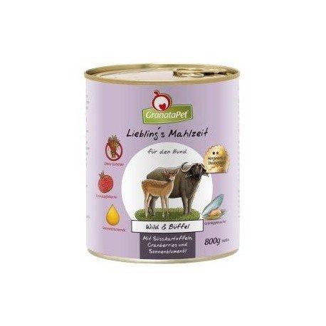 GranataPet de salvaje y búfalo