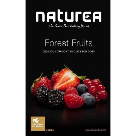 Naturea Biscuits frutos del bosque