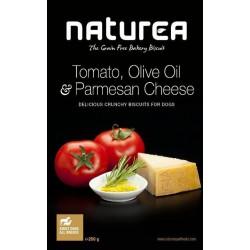 Naturea Biscuits tomate, aceite de oliva y queso