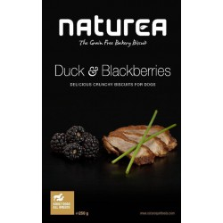Naturea Biscuits pato y moras