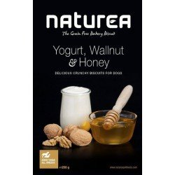 Naturea Biscuits yogur, nueces y miel
