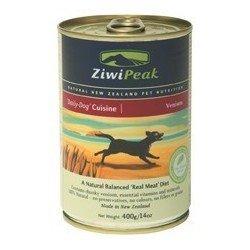 ZiwiPeak DailyDog 370g ciervo