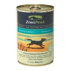 ZiwiPeak 370g de ciervo y pescado