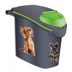 Contenedor para 6Kg de pienso perros
