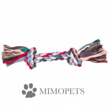 Cuerda multicolor 2 nudos