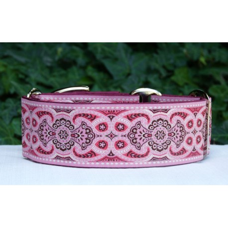 Collar martingale Amebas Pink
