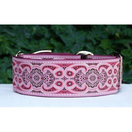 Collar martingale Amebas Pink