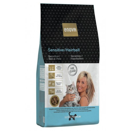 Enova Sensitive/Hairball