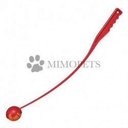 Lanzador de pelotas para perros de 50cm