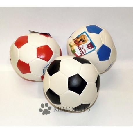 Pelota de fútbol blanda modelo antiguo