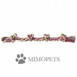 Cuerda multicolor 4 nudos