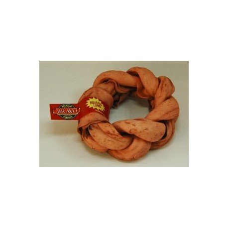 Donut trenzado de cordero