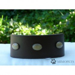 Collar Galgo Stones