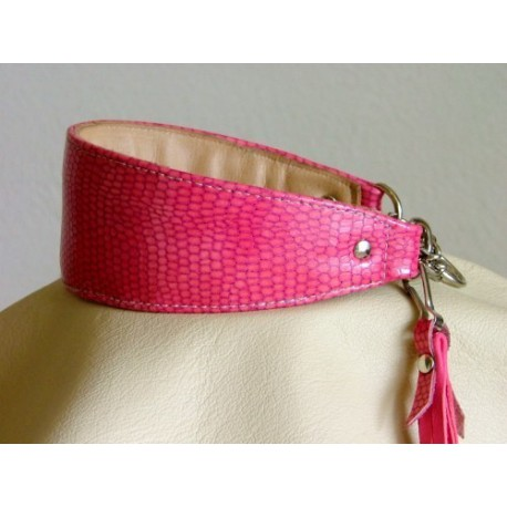 Collar Galgo Pink Dream