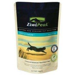ZiwiPeak DailyCat ciervo y pescado 400gr