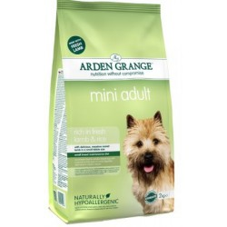 Arden Grange Adult Mini cordero y arroz