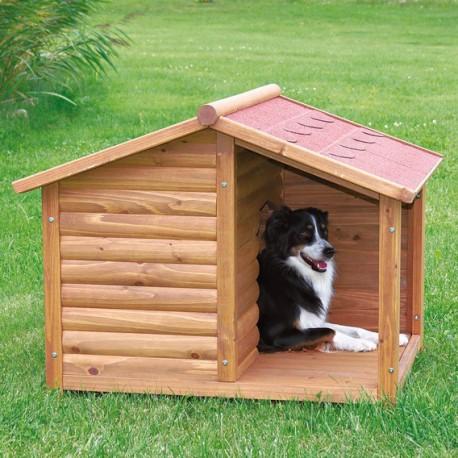 Caseta Natura con porche