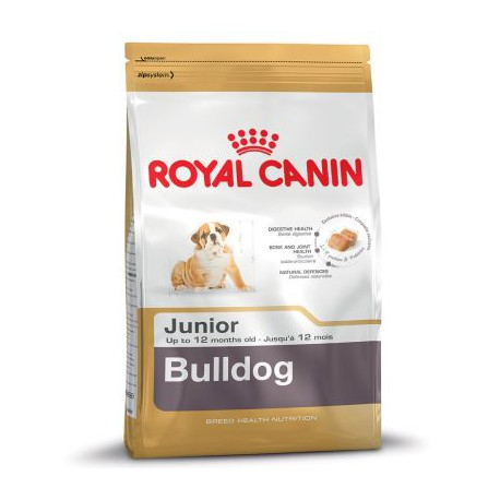 Royal Canin Bulldog Inglés Junior