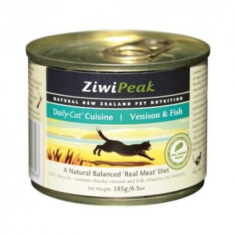 ZiwiPeak Daily Cat Cuisine ciervo y pescado