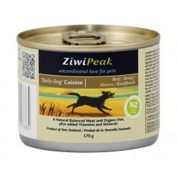 ZiwiPeak Daily-Cat Cuisine buey