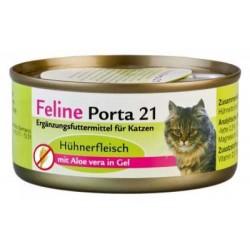 Porta21 feline 90g pollo y aloe