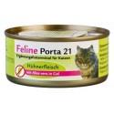 Porta 21 Feline 90g pollo y aloe