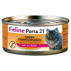 Porta21 atún y surimi