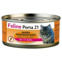 Porta 21 Feline 90g atún y surimi