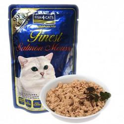 Fish4cats Salmon Mousse