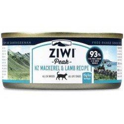 ZiwiPeak Daily-Cat Cuisine caballa y cordero