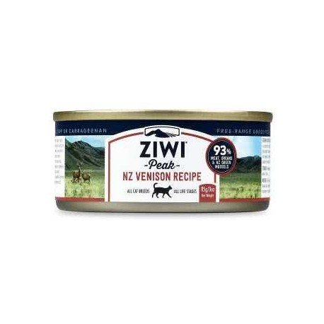 ZiwiPeak Daily Cat Cuisine ciervo