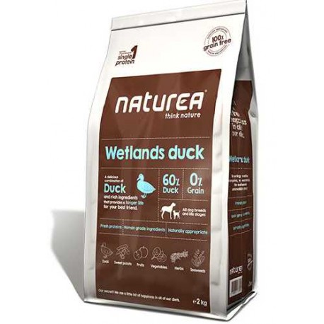 Naturea Wetlands pato