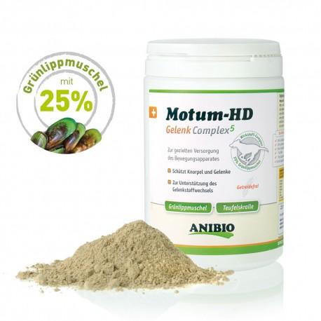 Anibio Motum HD