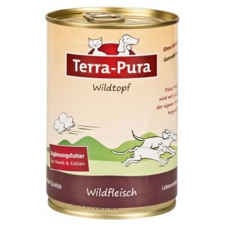 Terra-Pura guiso de gamo y ciervo 400g