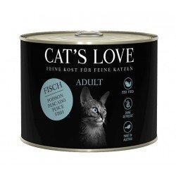 Cat's Love Adult Puro Pescado