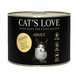 Cat's Love Adult Pollo puro