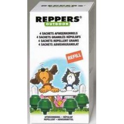Recambio para kit repelente de jardín