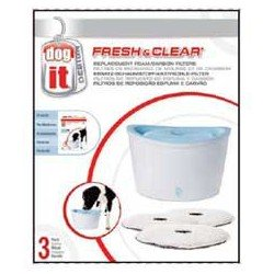 Filtro para la fuente DogIt Fresh & Clear