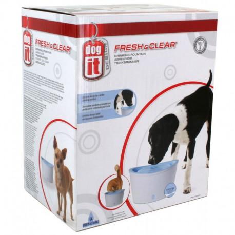 DogIt Fresh & Clear Fuente de agua