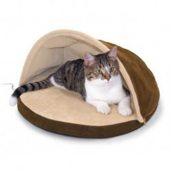 Cueva saco calefactado Thermo-Kitty Hut
