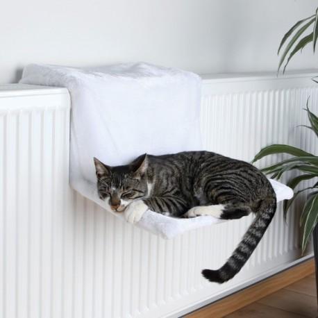 Hamaca para radiador de peluche