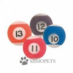 Bolas de billar (4 unidades)