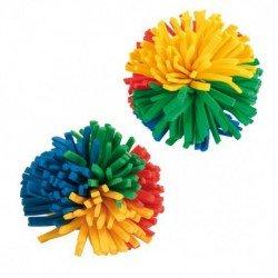 Pelotas erizo multicolor (2 unidades)