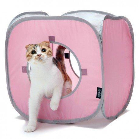 Kitty Play Cube rosa