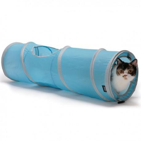 Kitty Tunnel azul