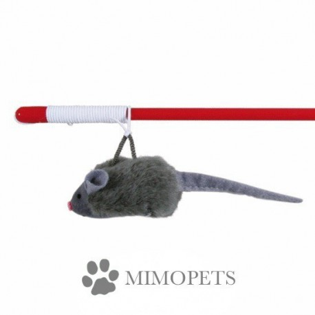 Varita con ratón sonido real