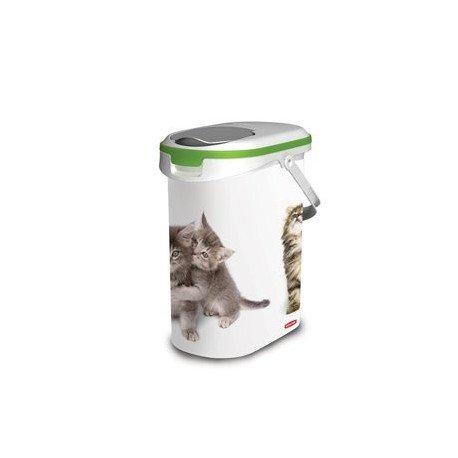 Contenedor para 4Kg de pienso gatos