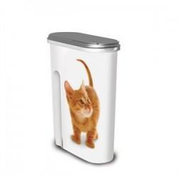 Contenedor para 1.5Kg de pienso gatos