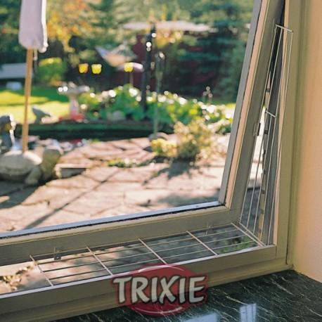 Rejilla protectora para ventanas basculantes