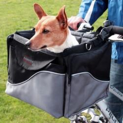 Transportín frontal para bicis